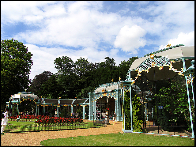 The Aviary at Waddesdon Manor: Buckinghamshire