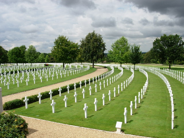 American War cemetery at Madingley