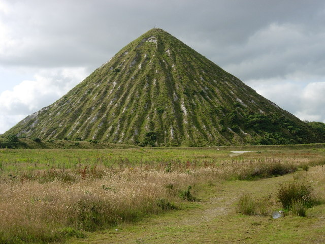 Cornish volcano?