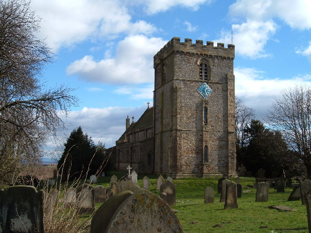 St James the Great Church, Melsonby