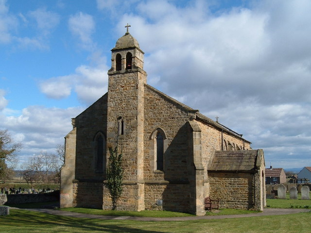 St John the Evangelist Church, Hipswell