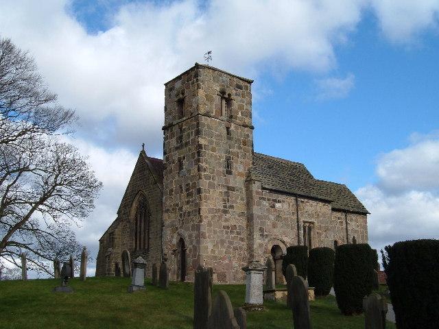 St. John the Baptist's Church, Kirk Hammerton.