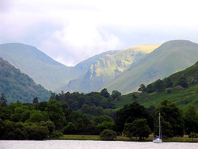 View of Fells from Glenridding