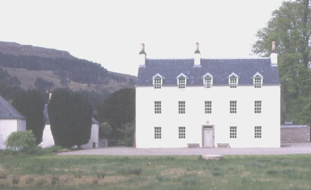 Dundonnell House