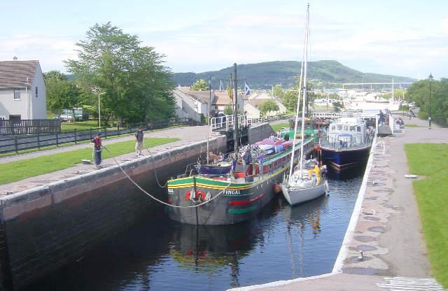 Muirtown Locks