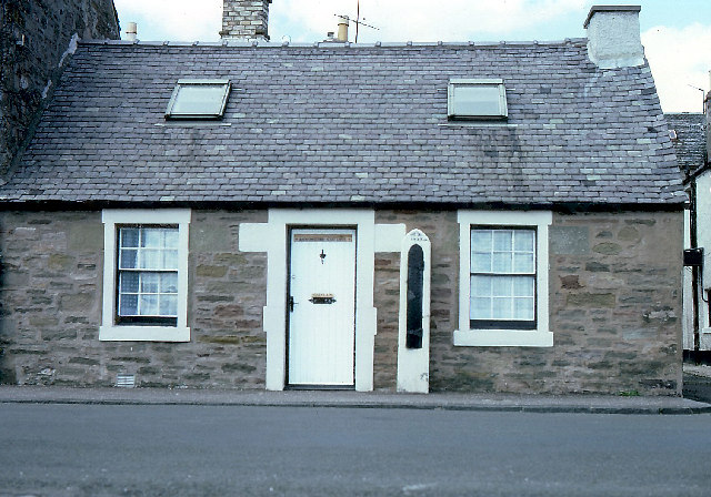 Barometer Cottage, Broughty Ferry