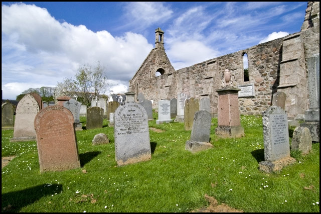 Ancient Church, Kincardine O'Neil