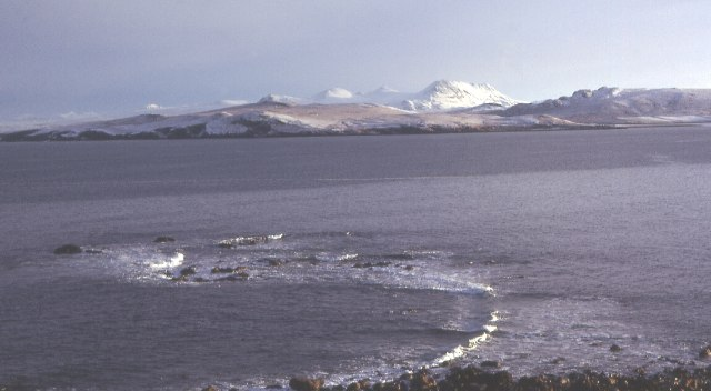 Gruinard Bay from Laide