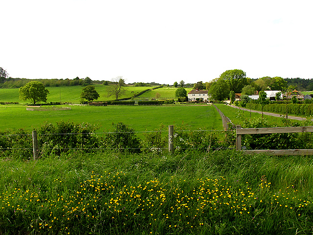 Pangfield Farm near Bucklebury