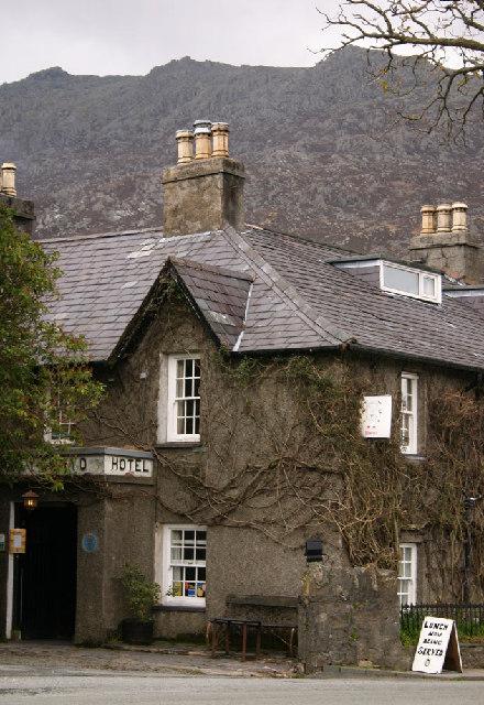 The Penygwryd Inn