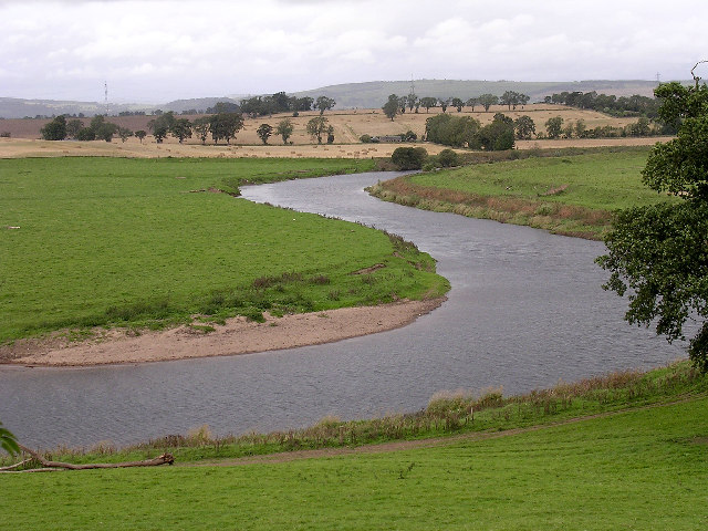 The River Isla near Coupar Angus