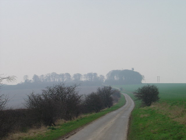 Looking toward Nunburnholme Wold