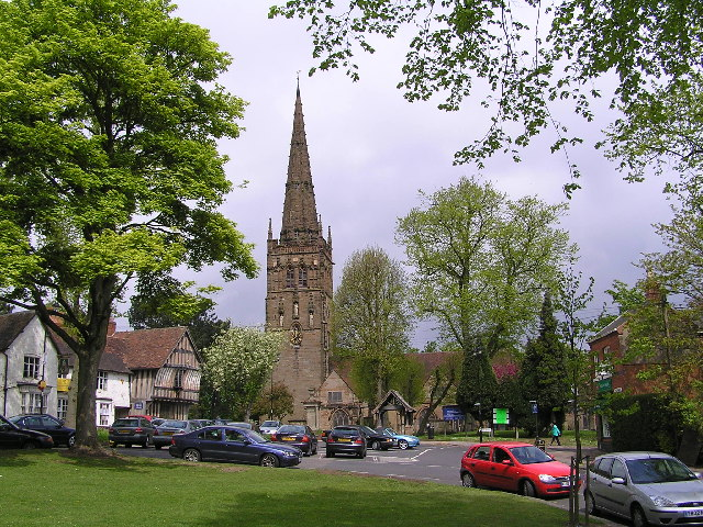King's Norton Church