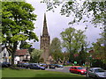 SP0478 : King's Norton Church by Richard  Dunn