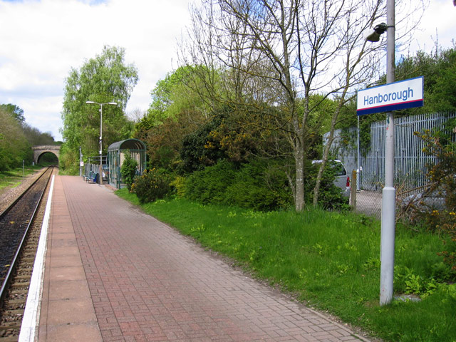 Hanborough Station