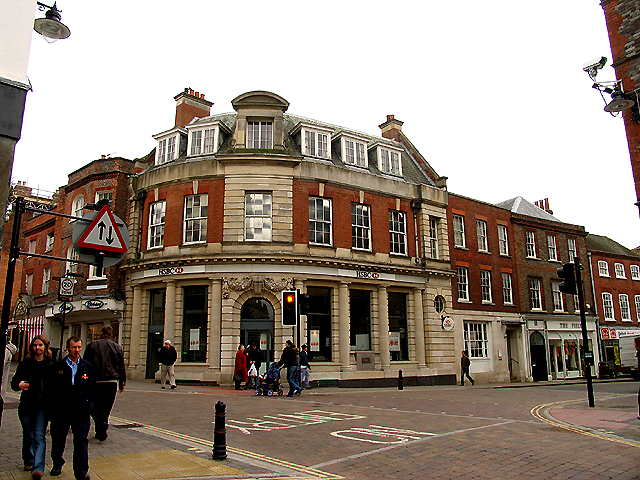 HSBC Bank Building: Newbury