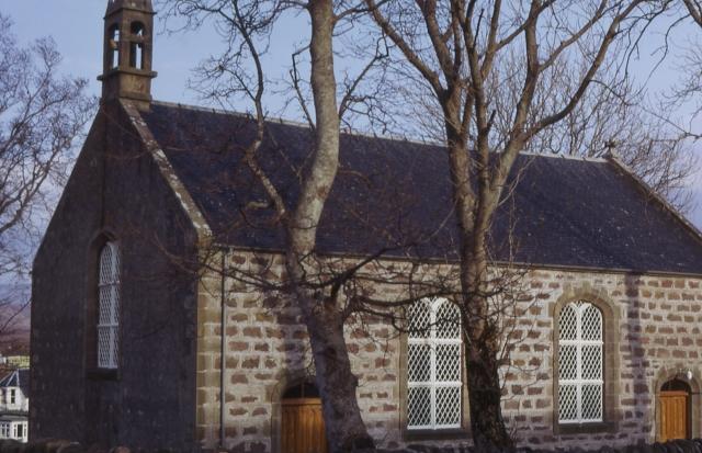 Telford Church, Poolewe