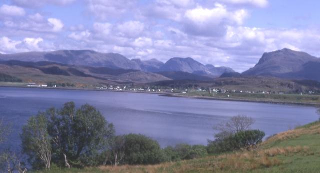 Loch Ewe and Poolewe