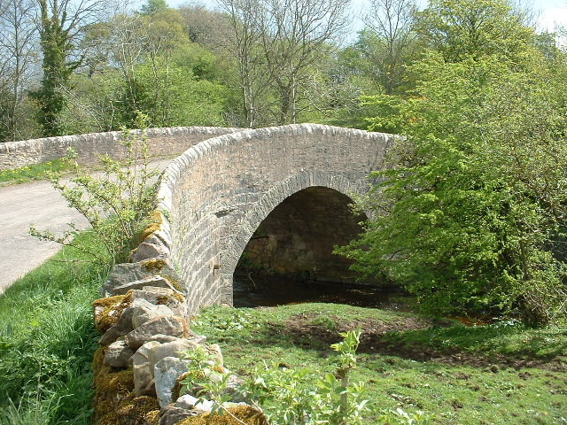 Bridge over Argill Beck, Brough, Cumbria