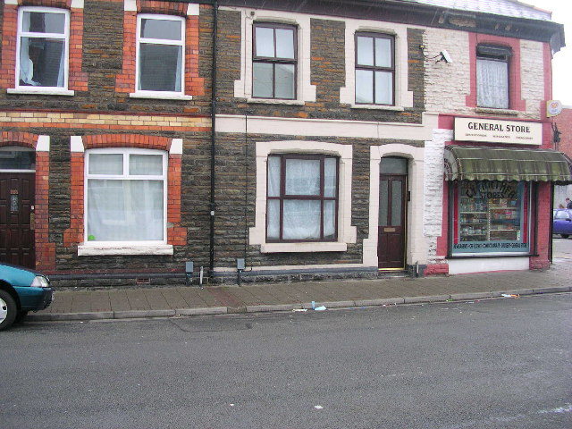 Terraced Street, Roath