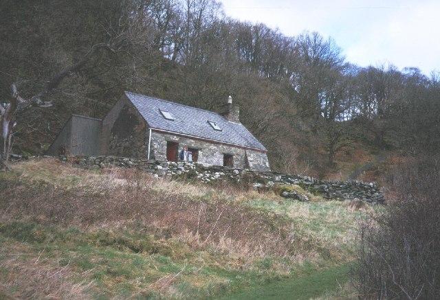 Climbers Hut, Capel Curig