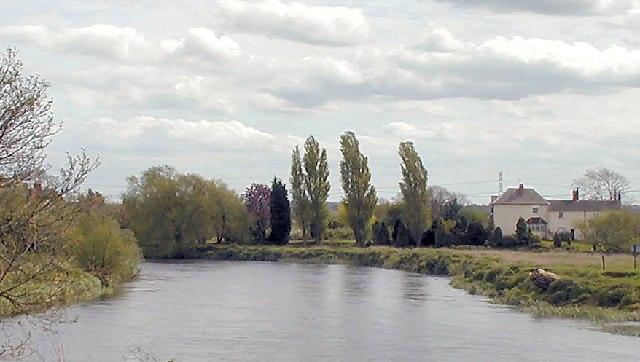 River Trent at Shardlow