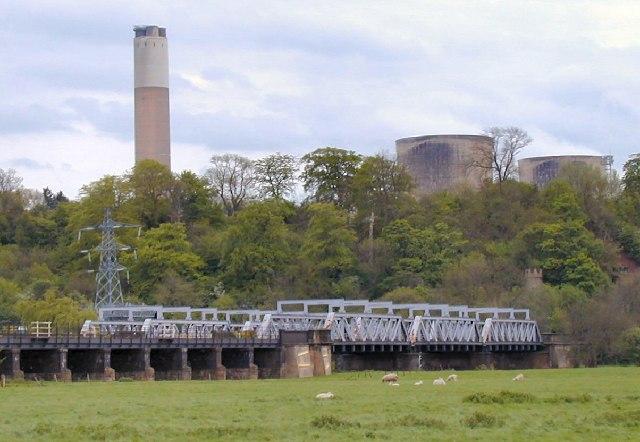 Railway Bridge at Red Hill