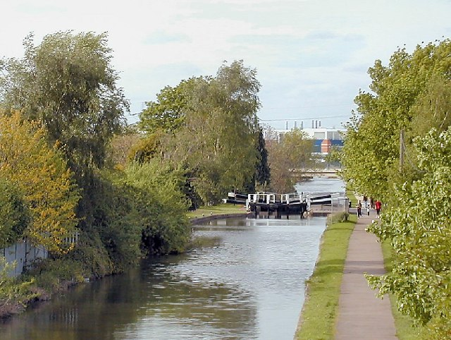 Grand Union Canal at Loughborough