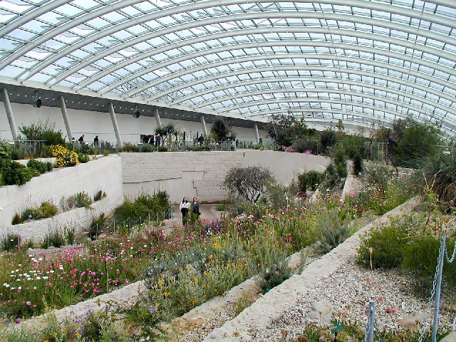 Greenhouse, National Botanic Gardens for Wales