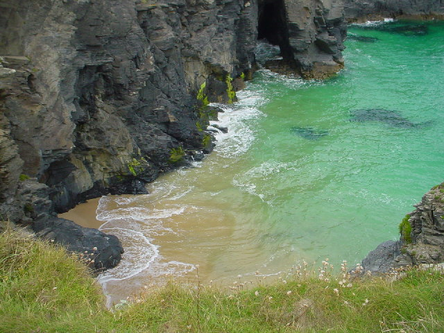 Long Cove in Mother Ivey's Bay