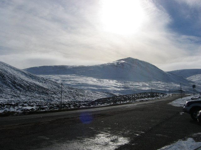 Upper Glen Clunie
