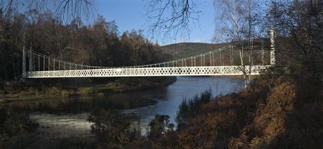 The Bridge at Cambus O' May