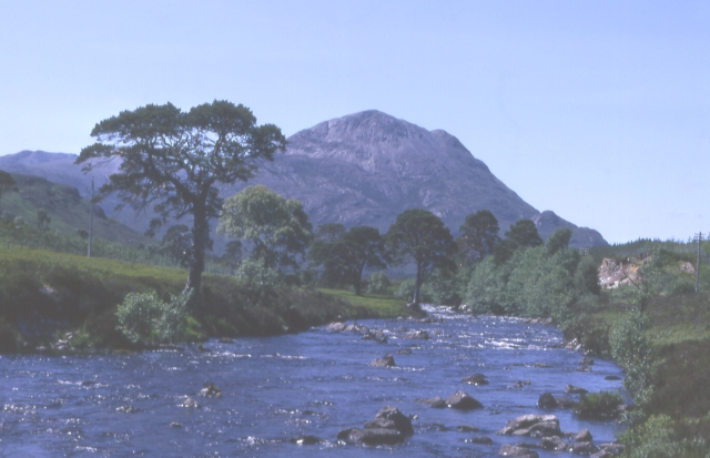 Sgùrr Dubh and A' Ghairbhe