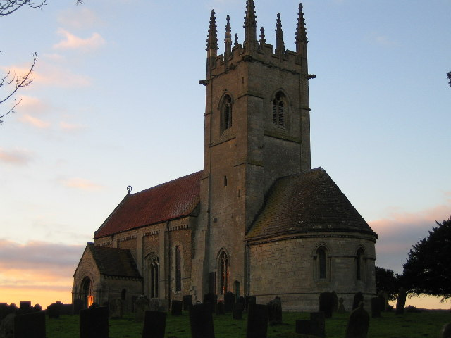The Abbey Church of St Andrew, Sempringham