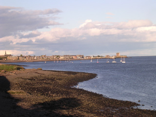 Broughty Ferry from Stannergate, Dundee