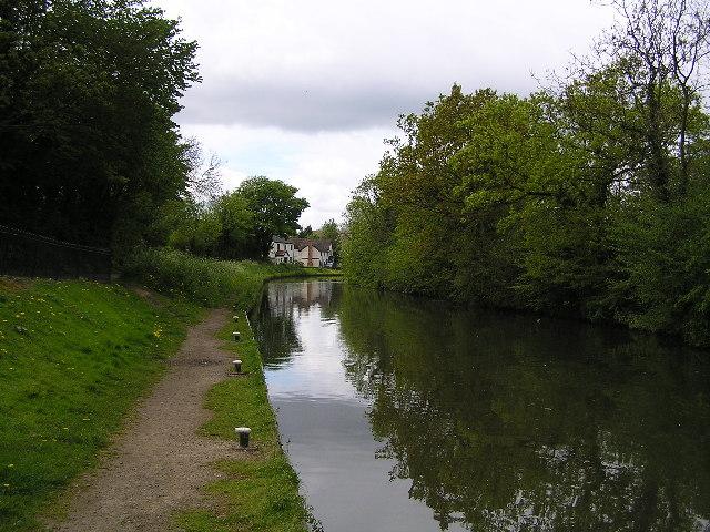 Canal at Hopwood
