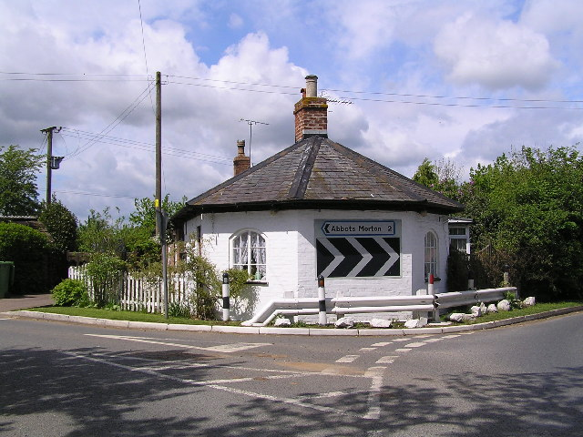 Toll House at Weethley Gate