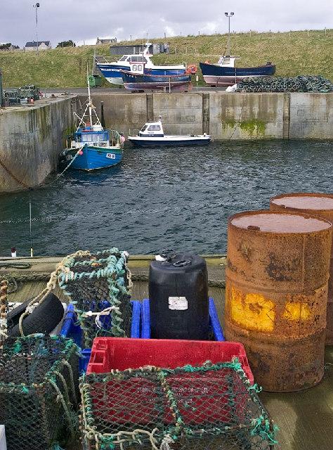 Breibhig Harbour