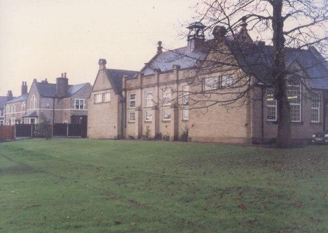 Balshaw's Grammar School - Leyland