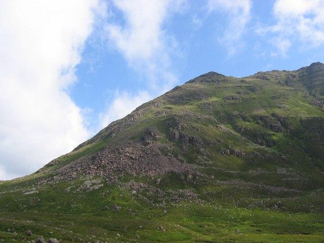Stuc Loch na Cabhaig