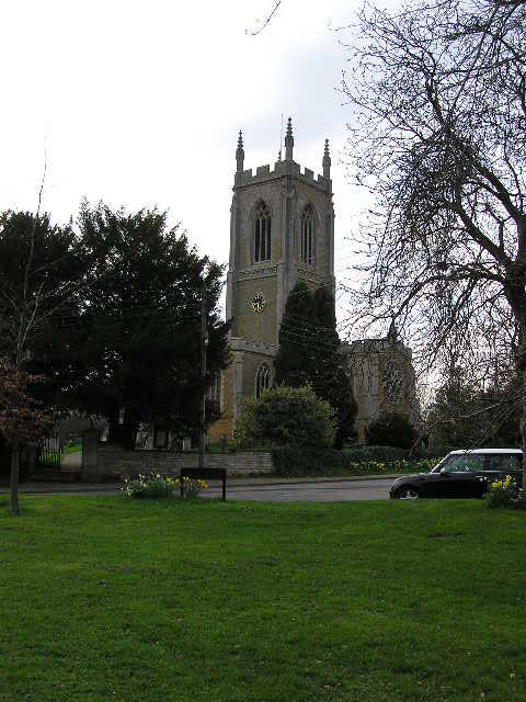 St Mary's Church, Orlingbury