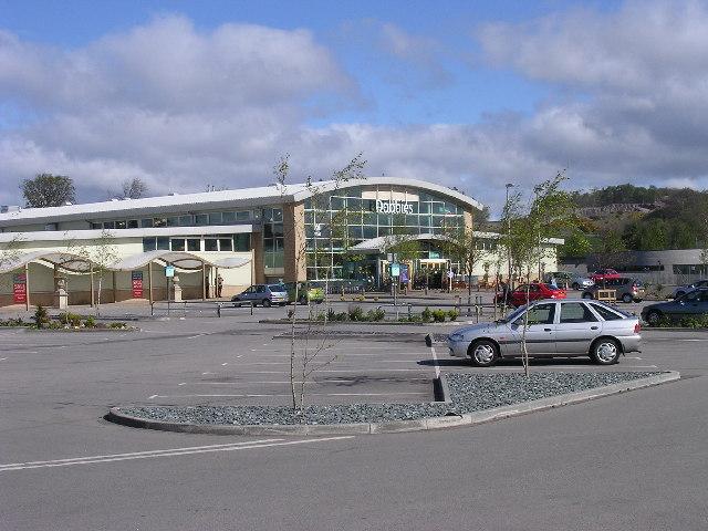 Angus Gateway retail park