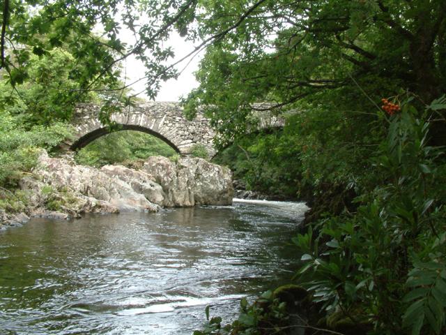 Rawfold Bridge, River Duddon