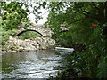 SD1989 : Rawfold Bridge, River Duddon by Stephen Dawson