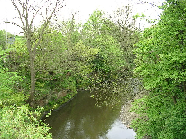 River Goyt, Stockport