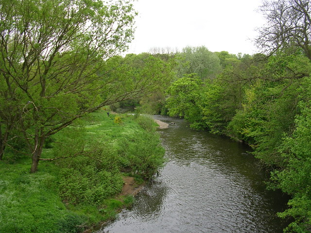 River Goyt, Stockport