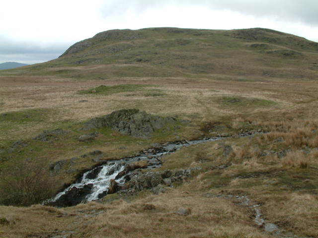 Water Crag across Linbeck Gill