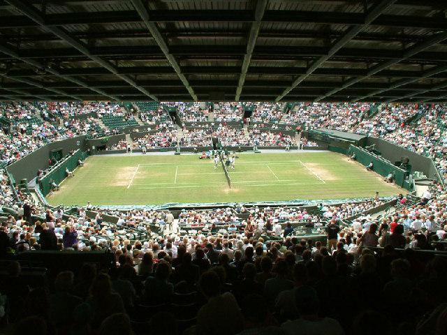 Number One Court, Wimbledon