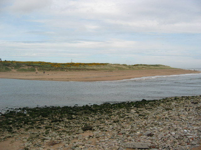 Mouth of the River Don, Aberdeen
