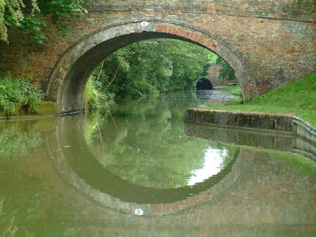 Canal at Crick